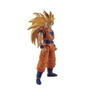 Abysse Corp Figurine Collector 15 cm - Dragon Ball Z - Super Saiyan 3 Son Goku