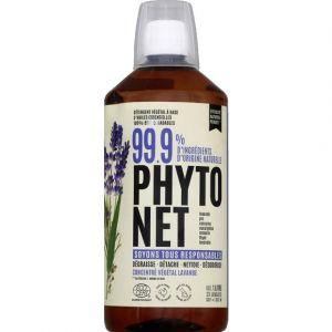 Phytonet Détergent végétal lavande 99,9% d'ingrédients d'origine naturelle