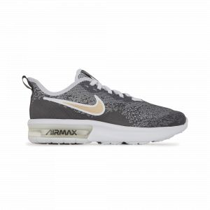 Nike Chaussures enfant Baskets Air Max Sequent Gris - Taille 36,38,37 1/2,38 1/2,36 1/2