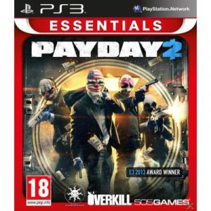 Pay Day 2 Essential Hits  (Ps3) [import europe] [PS3]