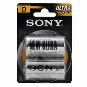 Sony Lot de 2 piles LR20