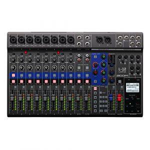 Zoom Table de mixage L-12/GE
