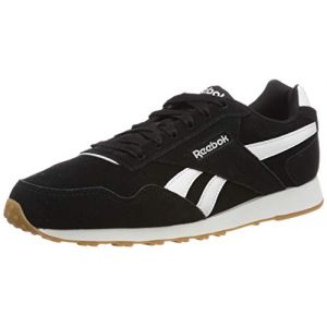 Reebok Royal Glide LX Homme, Multicolore (Black/White/Gum/SS 000), 40 EU