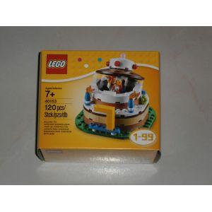 Lego 40153 - Décoration pour table d'anniversaire