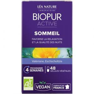 Biopur Gélules végétales Sommeil x 48