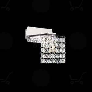 Image de Ideal lux Applique design Spirit Métal/cristal 068350