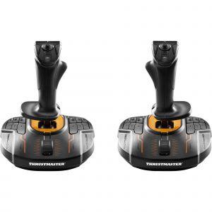 ThrustMaster T.16000M FCS Space Sim Duo - Joystick PC précision absolue - Gauchers et droitiers