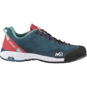 Millet Amuri Leather - Chaussures Femme - Bleu pétrole UK 4,5 / EU 37 1/3 Chaussures trekking & randonnée