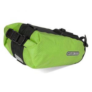 Ortlieb Sacoche de selle Saddle-bag L Noir/Vert - 2.7 l