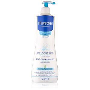 Mustela Gel lavant doux corps et cheveux 750 ml