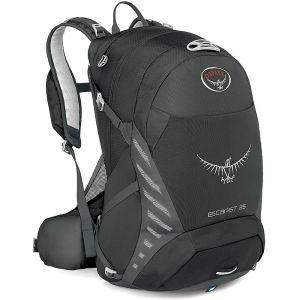 Osprey Escapist 25 Black - Sacs à dos 20 litres