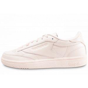 Reebok Club C 85, Chaussures de Fitness Femme, Rose