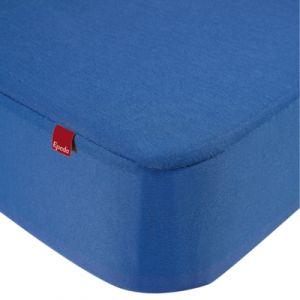 Epeda Drap housse 2 en 1 bleu 160x190/200
