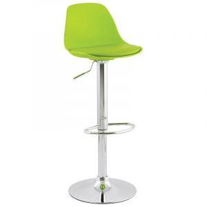 Kokoon Design Tabouret de bar design SUZY vert