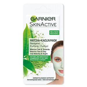 Garnier SkinActive Masque purifiant Matcha + Kaolin