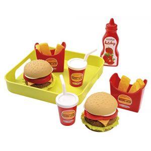 Ecoiffier 0957 - Plateau hamburger