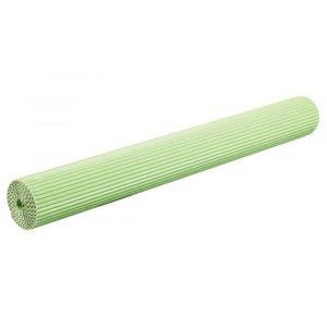 Maildor 451021C - Rouleau de carton ondulé 2 x 0,70 cm couleur vert pré