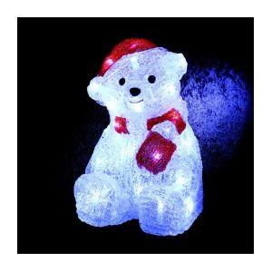 Oscar - Petit ours lumineux 30 LED