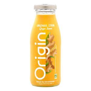 Origin Boisson bio gingembre citron - 25cl
