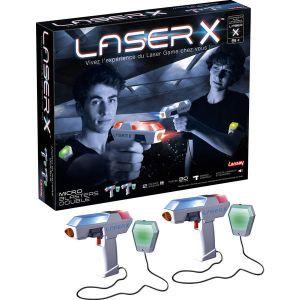 Lansay Pack de 2 blasters Laser X Micro