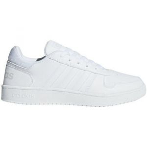 Adidas Chaussures HOOPS 2.0 blanc - Taille 44,46,40 2/3,42 2/3,44 2/3,45 1/3,46 2/3,47 1/3,48,49 1/3,50 2/3