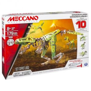 Spin Master 6026717 - Dinosaures 10 modèles
