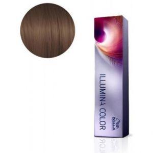 Wella Illumina Color 5.7 châtain clair marron - Coloration permanente
