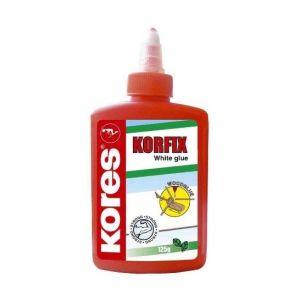 """Kores K75825 - Colle de bricolage """"KORFIX"""", sans solvant, 125g, blanc"""