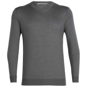 Icebreaker Sweatshirts Qualiburn V - Timberwolf - Taille L