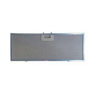 Rosières 143204 - Filtre métal anti-graisse (à l'unité) 488 x 184 mm pour hotte