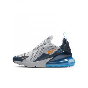 newest 37873 19b01 Nike Chaussure Air Max 270 pour Enfant plus âgé - Gris - Taille 35.5