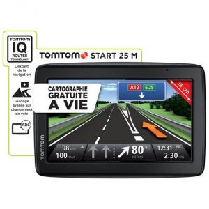 TomTom Start 25 M Europe 23 pays - GPS