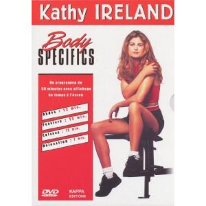 Coffret Kathy Ireland body