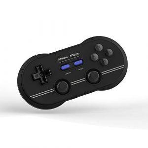 Manette de jeu N30 Pro2 NES Edition noir