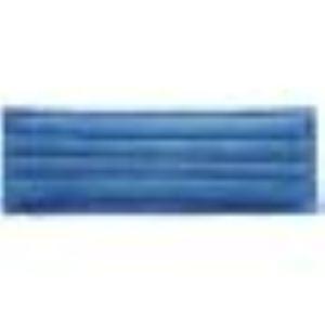 Mystbrand 080175BLEU - Frange languette microfibre (40 cm)