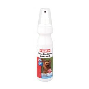 Beaphar Spray dentifrice Buccafresh (125 ml)