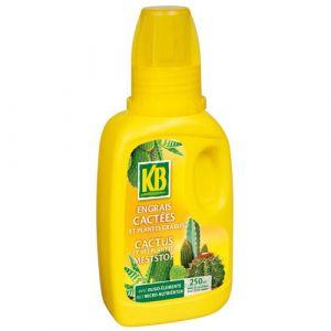 KB Engrais cactées et plantes grasses - 250 ml