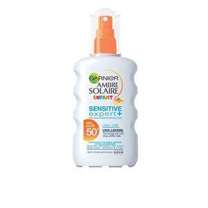 Garnier Ambre Solaire Sensitive Expert+ - Spray protecteur enfant FPS50+