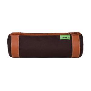 Tann's Trousse ronde Les Incontournables chocolat marron