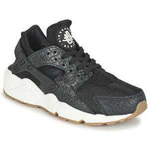 Nike Chaussures WMNS AIR HUARACHE RUN PREMIUM / NOIR