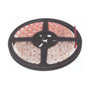 Silamp Ruban LED 12V 5M 2835 IP44 60LED/m - couleur eclairage : Blanc Chaud 2300K - 3500K
