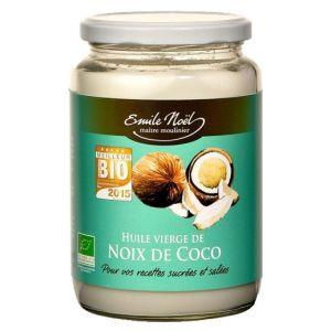 Emile Noël Huile vierge de Noix de Coco Bio