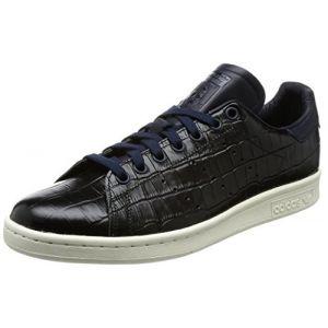 Adidas Stan Smith BZ0453, Chaussures de Fitness Homme, Bleu Tinley, 40 1/3 EU