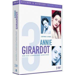 Inoubliable Annie Girardot : Mourir d'aimer + Le Dernier baiser + Bobo Jacco