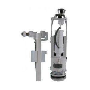 Siamp Mécanisme double volume poussoir et robinet : 37 9501 10