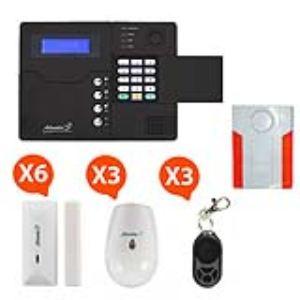 Atlantic's ST V Kit 5 - Alarme GSM sans fil
