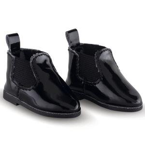 Corolle Chaussures pour poupée ma 36 cm Boots noires