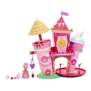 Giochi Preziosi Mini Lalaloopsy - Château de princesse + 1 poupée
