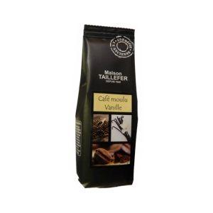 Le Temps des Cerises Cafe moulu saveur vanille (125g)