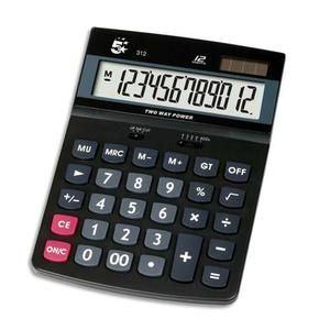 5 étoiles KC-DX150 - Calculatrice de bureau 12 chiffres